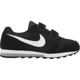 Кроссовки Nike Sport Style Kids MD Runner 2 (PS) black/white-wolf grey (807317-001) 1Y-2,5Y;13,5C 16