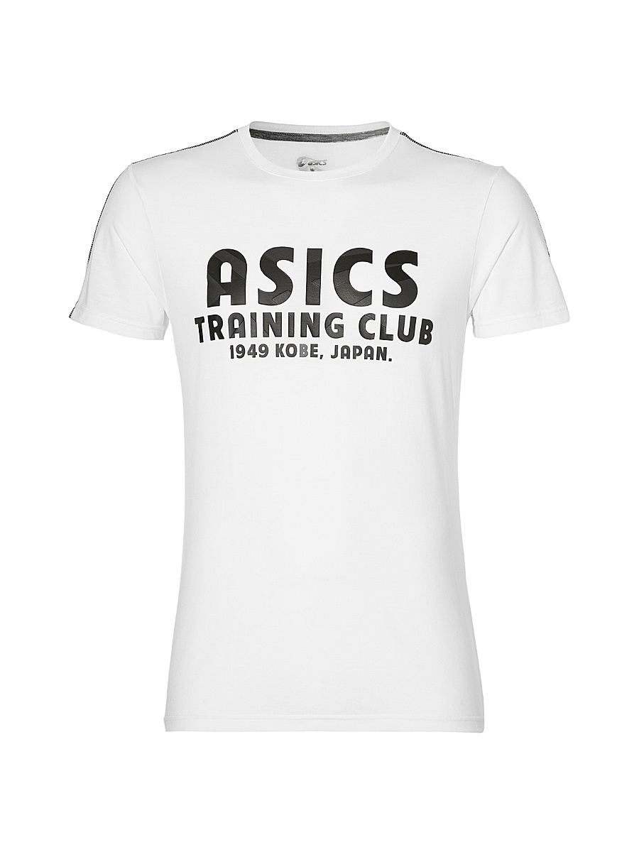 Футболка Asics Trainig Club SS TOP (141806 0714) р. S;M;L;XL 17