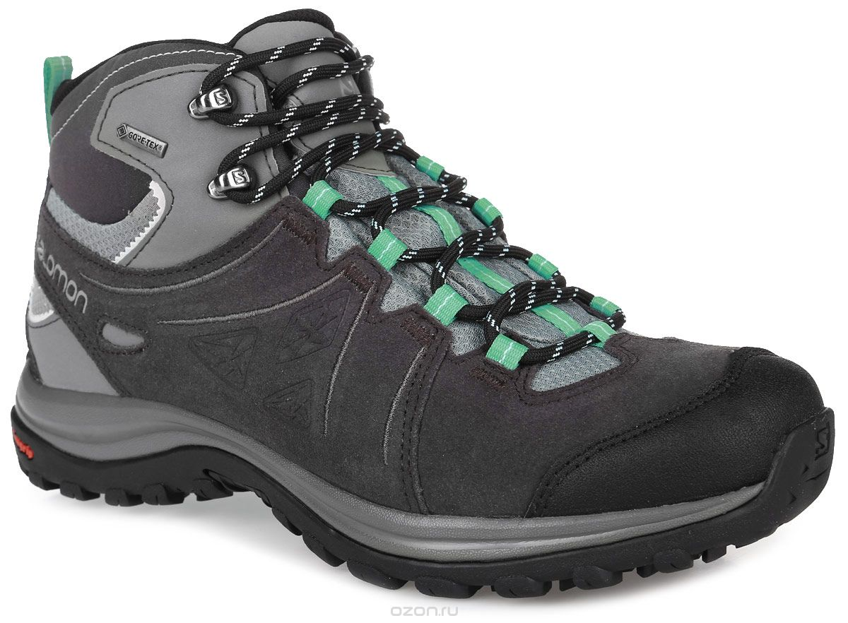 Ботинки Salomon (Франция) Ellipse 2 Mid LTR Gore-Tex W Phantom (39473500) UK3,5;4,5;5.5;5;6;6,5,7 17