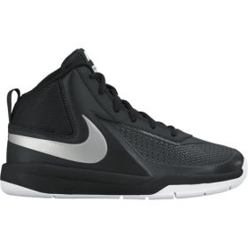 Кроссовки Nike Basketball Kids Tean Hustle D7 black/metallic silver (747998-007) p3,5Y-7Y 16/17